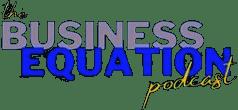Business equation logo